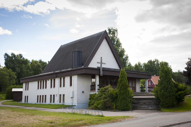 Bäcksjökyrkan - Östansjo frikyrkoförsamling